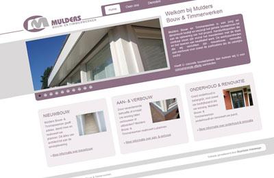 Mulders Bouw & Timmerwerken - Diessen