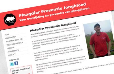 Plaagdier Preventie Jongbloed