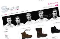 Magento webshop Smolders Schoenen